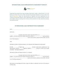 Nice Sales Commission Agreement Template Mold - Resume Ideas ...
