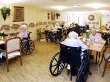 Marvelous ... Cute For Your Nursing Home Dining Room Ideas Small Home Decoration Ideas  ...