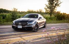 Thing is, while these cars all score points over the c63 family in minor areas, none is able to beat them overall as a package. Car Review 2020 Mercedes Amg C63 S Coupe Driving Ca Driving