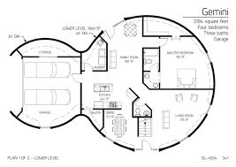 dome house plans. Fine Plans Floor Plan DL4504 Inside Dome House Plans A