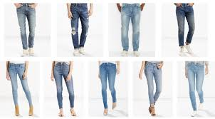 Levis Mens Jeans Style Chart Your Ticket To The Perfect Pair The Levis Spring 2017 Fit