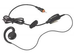 motorola earpiece. motorola hkln4602 earpiece \u0026 ptt