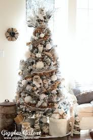 winter woodland christmas tree giggles galore