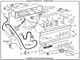 homelite hg5000 series 5000 watt generator parts and accessories homelite hg5000