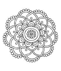 This ensures that both mac and windows users can download the coloring sheets. Easy Lotus Mandala Coloring Page Easy Mandala Drawing Mandala Printable Mandala Coloring Pages