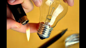 Cut Light Bulb Easy How To Cut Open A Light Bulb Without Breaking It