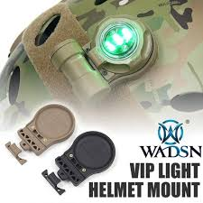 Military Strobe Light Wadsn Airsoft Light Mount Tactical Sos Vip Safety Signal