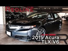 acura 2015 tlx. 2015 acura tlx v6 u2013 redline review tlx