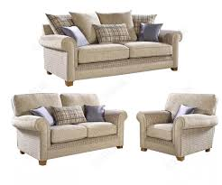 fabric sofa set 3 2 1. Plain Sofa Lebus Melba Fabric 321 Sofa Set In 3 2 1 Furniture Direct UK