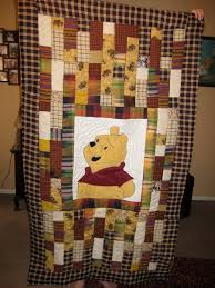 I made this Winnie the Pooh quilt. Love the colors! | sewing ... & I made this Winnie the Pooh quilt. Love the colors! Adamdwight.com