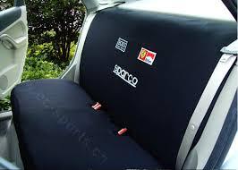 name boss sparco universal auto car seat cover set 10pcs black