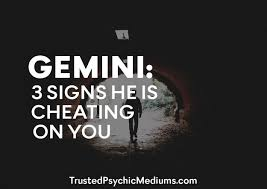 Cheating Boyfriend Quotes Fascinating Gemini 48 Signs He Is Cheating On You And How To Catch Him