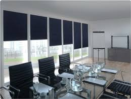 Office window blinds Living Room Office Outfitters Planners Inc Things To Avoid When Selecting Roller Blinds