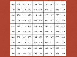 Counting To 200 Chart Teach Counting 0 999 Mathpickle