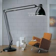 Floor lamp Wholesale Giant Golden Giant minimalist living room floor lamp  hotel engineering arm lamps lighting