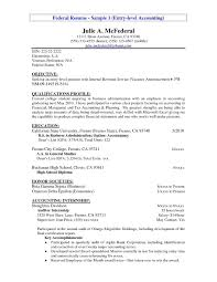 Accounting Resume Examples Down Town Ken More