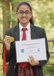 International Space Settlement Design Competition 2017 How Bengaluru Schoolgirl Nidhi Mayurika Managed To Crack A