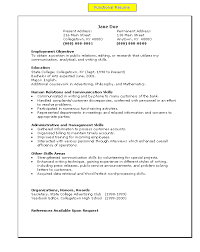 Gallery Of A Functional Resume My Easy A 39 S To Z 39 S Pinterest