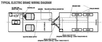 electric trailer brake schematic wiring diagram tekonsha voyager electric trailer brake schematic