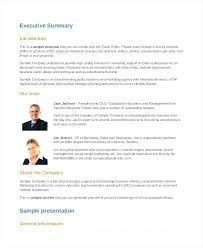 Consulting Service Proposal Sample For Services Marketing Proposals