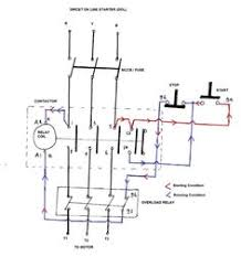 three phase contactor wiring diagram electricos pinterest third Ac Contactor Wiring Diagram how to wire a compressor with overload contactor google search ac magnetic contactor wiring diagram