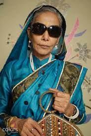 Surekha Sikri- Kalyani Devi | Facebook
