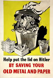 file inf salvage help put the lid on hitler by saving your  file inf3 203 salvage help put the lid on hitler by saving your old
