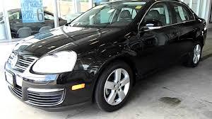 Black 2008 VW Jetta 2.5 SE @ Eastside Volkswagen in Cleveland ...
