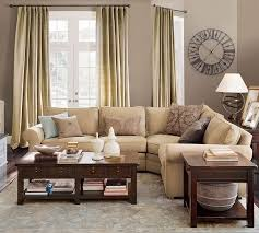 classy idea what color curtains with brown walls decor