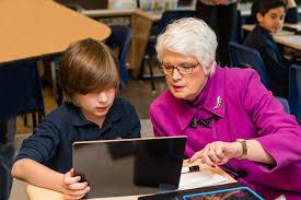Ontario Education Minister  Hon  Liz Sandals  launches online     Tvo