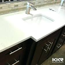 one piece sink and countertop one piece bathroom sink and sink 1 piece kitchen sink and