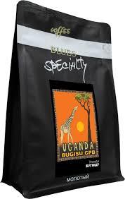 Блюз Бугишу <b>Уганда кофе молотый</b>, 200 г