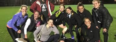 Meet the Women's Football Team!   ANU Sport