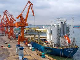 port company color chart adani ports to set up first container terminal outside india