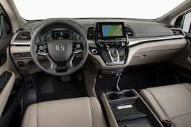 2018 honda odyssey touring elite.  Elite Photo Honda TFLCARu0027s TAKEThe 2018 Honda Odyssey Minivan In Elite  Inside Honda Odyssey Touring Elite
