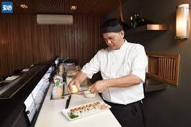 Sushi Cook Gulfstream Launches Sushi Bar The Royal Gazette Bermuda
