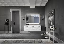 Modern Art Deco Bathrooms Interior Design Art Deco Bathroom Black White Gray Magic4walls