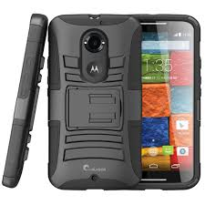 motorola x. prime dual layer holster case with kick stand for motorola moto x 2nd gen