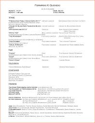 Cover Letter Dancer Resume Sample Sample Resume Ballet Dancer Go