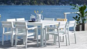 purchasing outdoor furniture