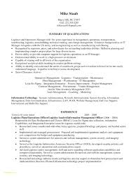 Army Soldier Job Description For Resume Best Of Military Experience