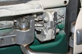 vanagon sliding door parts vw delrin vanagon sliding door handle