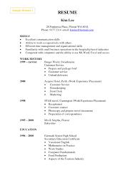 Production Line Worker Job Description For Resume Best Of Custom