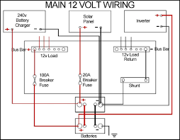 new leisure batteries and wiring tidy up how to connect 4 12v batteries to make 24v at 12v Battery Wiring Diagram
