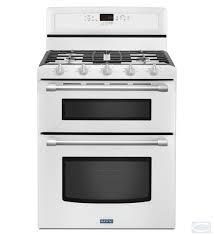 Oven Gas Stove 30 Maytag Gemini Double Oven Gas Stove With Evenair Convection 60 T