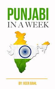 Punjabi Language Amazon Com Punjabi In A Week The Ultimate Punjabi Language Mini