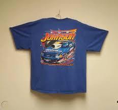 Rare Vintage KURT JOHNSON Pro Stock Cavalier Funny Car Drag Racing 2XL  T-Shirt | #1732053072