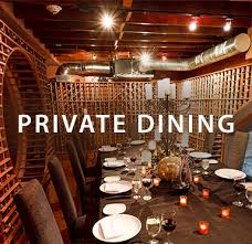 private dining at stone house in stirling ridge restaurant