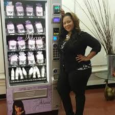 Hair Vending Machine Extraordinary Hair Weave Vending Machine Prices Of Remy Hair