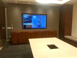 tv installation on wall